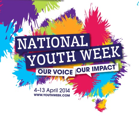 Youth Week logo 2014