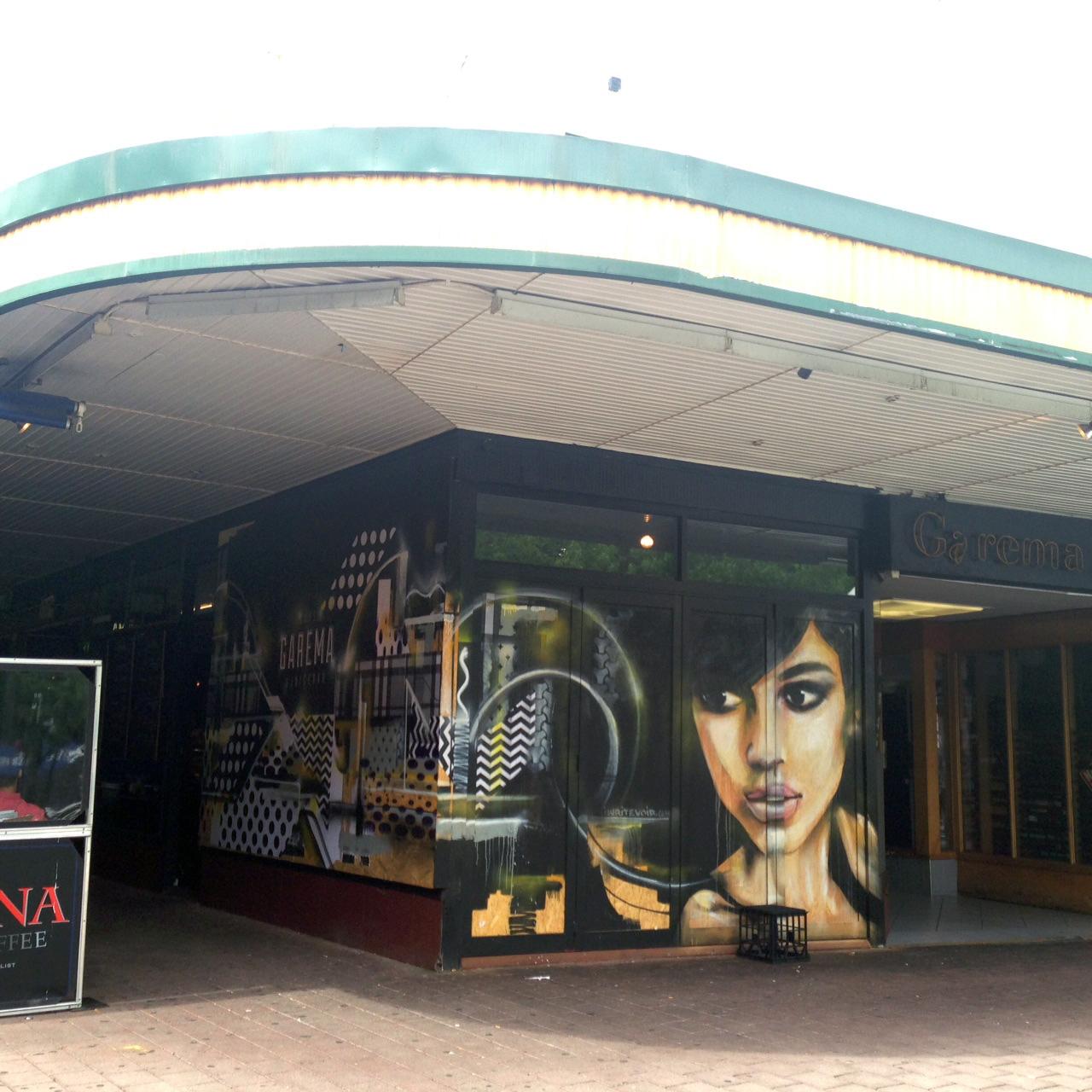VOIR @ Garema Cafe, Canberra